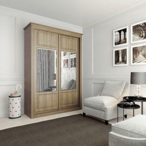 Раздвижные двери для шкафов-купе